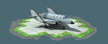 Icon SS-10 Spaceship
