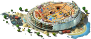 Megapolis Basketball Arena Construction