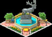 Elk Fountain