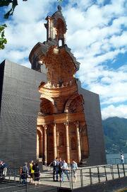 RealWorld Lugano Chapel