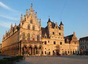 RealWorld Mechelen City Hall
