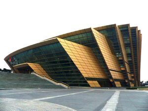 Wenzhou Grand Theatre