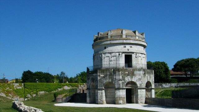 File:Mausoleum of Theoderic.jpg