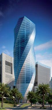 RealWorld Bahrain Tower
