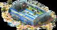 Glacier Stadium Construction