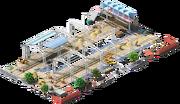 Maintenance Shop Construction
