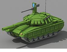 MP-55 Medium Tank L1