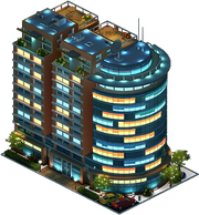 Goliath Residential Complex (Night)