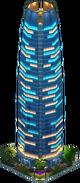 Gran Torre Santiago (Night)