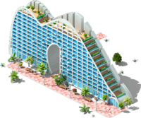 Fake Hills Residential Complex (Building) L2
