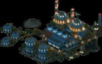 Geothermal Power Plant L4