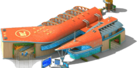 Nose Section Plant (Research Vessel)
