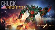 RealWorld Goliath War Robot