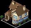 Building Bophorus Cottage