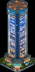 Jin Jiang Tower Hotel (Night)
