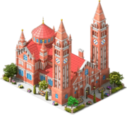 Central Town Hall L4