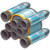 MS-66 Rocket Booster