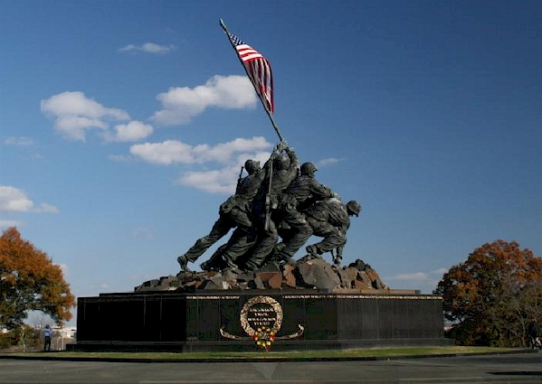 File:Marine Corps War Memorial.jpg