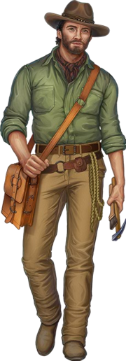 Character Archaeologist