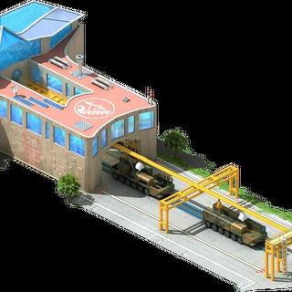 Anti-Ballistic Missile Conveyor