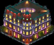 Rivoli Hotel (Night)
