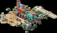 Gas Production Complex L2