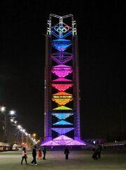 RealWorld Pagoda Tower