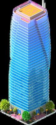 Vila Olimpia Skyscraper