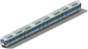 Subway Train L2