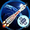Mission Satellite Delivery into Lunar Orbit