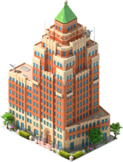 Hotel Marina Building