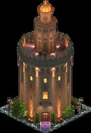 Torre del Oro (Night)