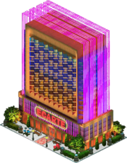 Ecarte Casino (Night)
