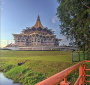 RealWorld Kuching Parliament Building