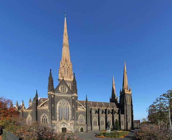 File:RealWorld St. Patrick's Cathedral of Melbourne.jpg