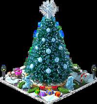 Parisian Christmas Tree
