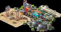 Gas Production Complex L4