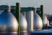 RealWorld Water Treatment Plant Digesters