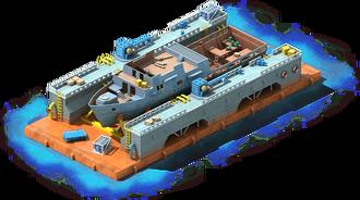 LCR-62 Landing Craft Construction