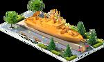 Gold LCS-24 Coastal Ship