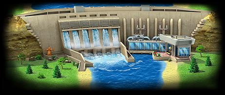 Hydro Power Plant   Megapolis Wiki   FANDOM powered by Wikia