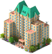 Laurier Avenue Hotel