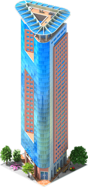 Hague Tower