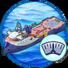 Mission Measuring Salinity of Ocean Water