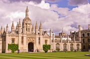 RealWorld King's College in Cambridge