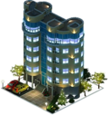 Empire Residential Complex (Night)