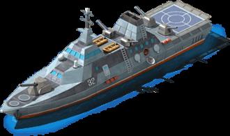 LCS-56 Coastal Ship L1