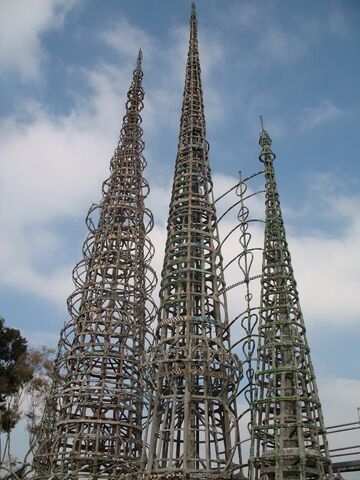 File:RealWorld Watt Towers.jpg