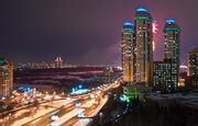 RealWorld Aurora Residential Complex (Night)