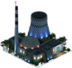Nuclear Power Plant 2 (Night)